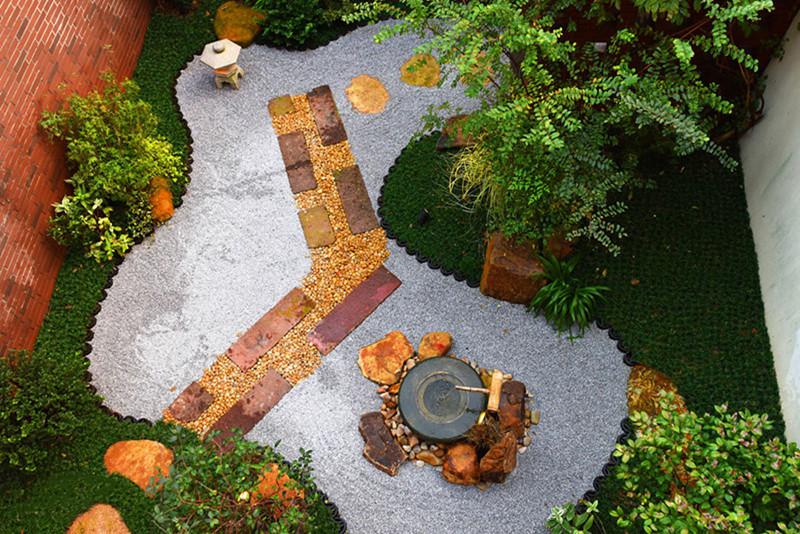 日式庭院--实景