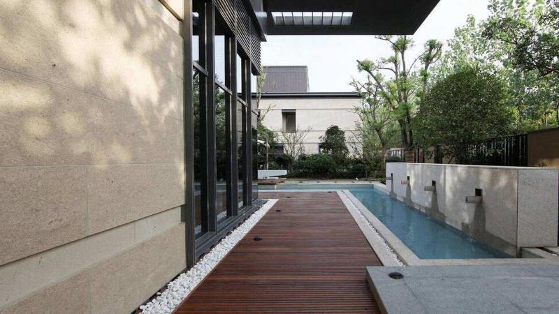现代简约庭院