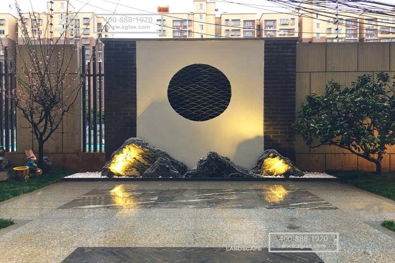 中海城南公馆--新中实景图